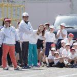 第一回 スポーツを通じて学ぶ環境教室