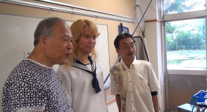 海あそび塾トークイベント2015.07.05出演者3人