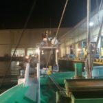 深海底曳き網漁